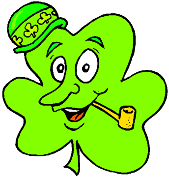 Lucky 4 Leaf Clover? How about 56 Leaves for luck?